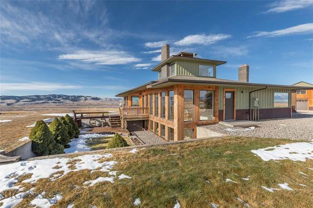 15135 Eagle Eye Way, Gallatin Gateway, MT 59730 (MLS #342730) :: Hart Real Estate Solutions