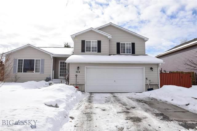 344 Greenway Court, Bozeman, MT 59718 (MLS #342740) :: Hart Real Estate Solutions
