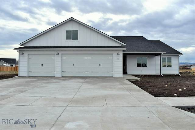 481 Gallatin Heights Drive, Bozeman, MT 59718 (MLS #342758) :: Hart Real Estate Solutions