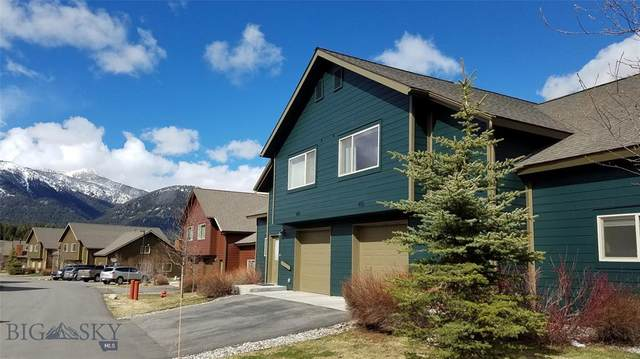 456 Firelight Drive V-132, Big Sky, MT 59716 (MLS #342774) :: Montana Life Real Estate