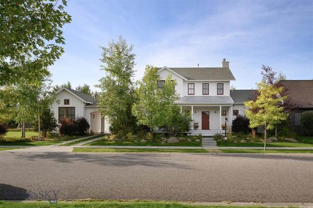 94 W Fieldview Circle, Bozeman, MT 59715 (MLS #342777) :: Hart Real Estate Solutions