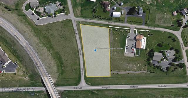 TBD Frontage & Campbell Roads, Bozeman, MT 59715 (MLS #342784) :: Hart Real Estate Solutions