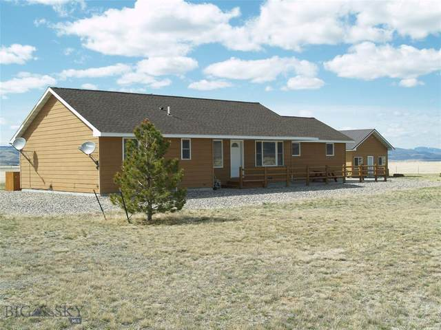 6 Lonesome Dove, Cameron, MT 59720 (MLS #342789) :: Hart Real Estate Solutions