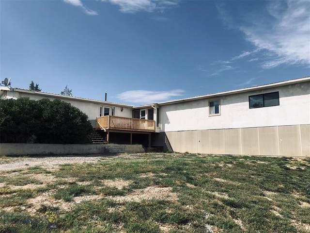 113 Fourth Street NE, Harlowton, MT 59036 (MLS #342799) :: Hart Real Estate Solutions