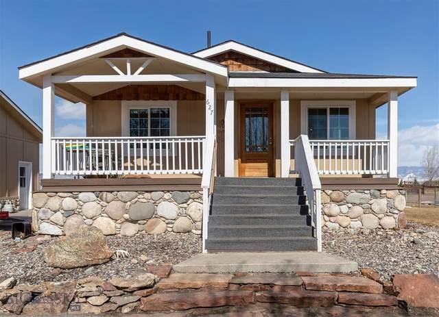 627 Blackhawk, Belgrade, MT 59714 (MLS #342828) :: Hart Real Estate Solutions