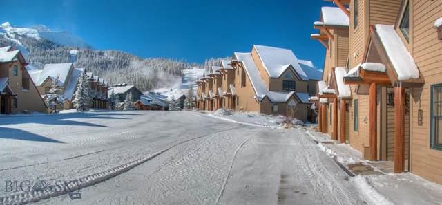 17 Saddle Ridge Road B-1, Big Sky, MT 59716 (MLS #342832) :: Hart Real Estate Solutions