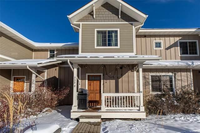 332 Cottonwood D, Bozeman, MT 59718 (MLS #342834) :: Hart Real Estate Solutions