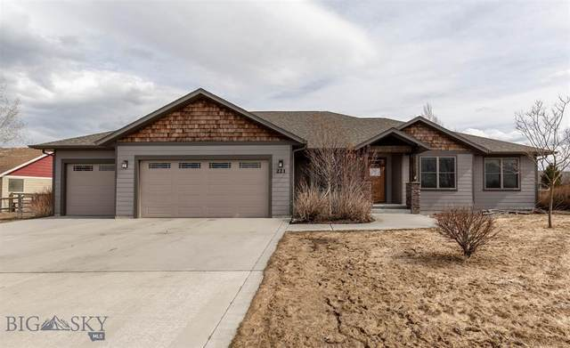 221 Lewis And Clark Trail, Bozeman, MT 59718 (MLS #342835) :: Hart Real Estate Solutions