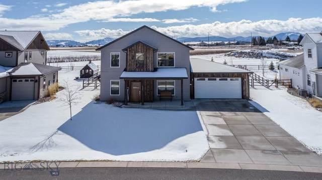545 Arrow Trail, Bozeman, MT 59718 (MLS #342841) :: Hart Real Estate Solutions