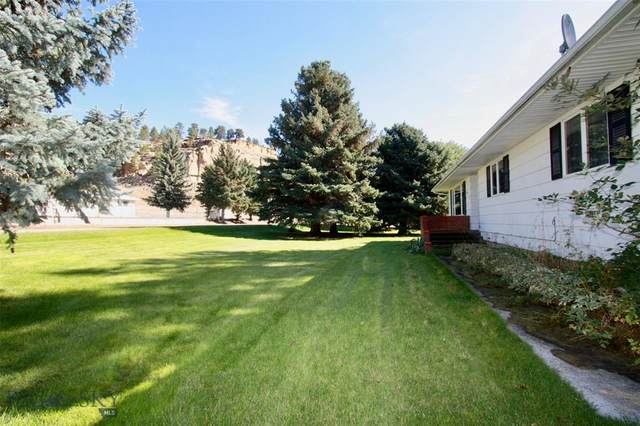 108 5th W, Ryegate, MT 59074 (MLS #342865) :: Montana Life Real Estate