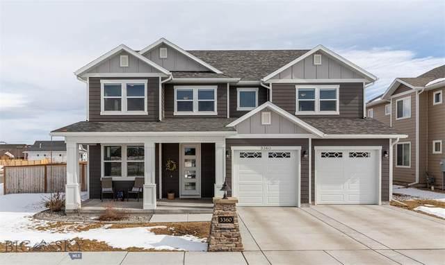 3360 S 23rd, Bozeman, MT 59718 (MLS #342881) :: Hart Real Estate Solutions