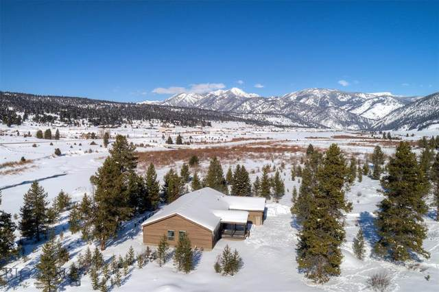 300 Porcupine Creek Road, Gallatin Gateway, MT 59730 (MLS #342910) :: Montana Life Real Estate