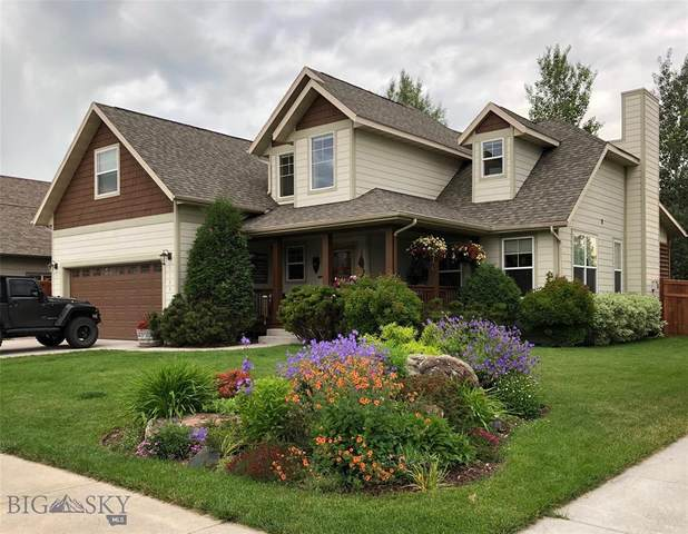 1159 Harmon Way, Bozeman, MT 59718 (MLS #342920) :: Hart Real Estate Solutions