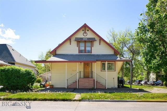 503 & 503 1/2 S Black Avenue, Bozeman, MT 59715 (MLS #342921) :: Montana Life Real Estate