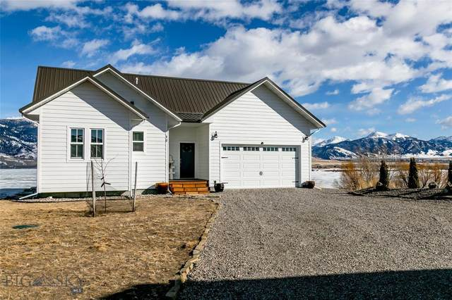 10 N Jordan Lane, McAllister, MT 59740 (MLS #342931) :: Hart Real Estate Solutions