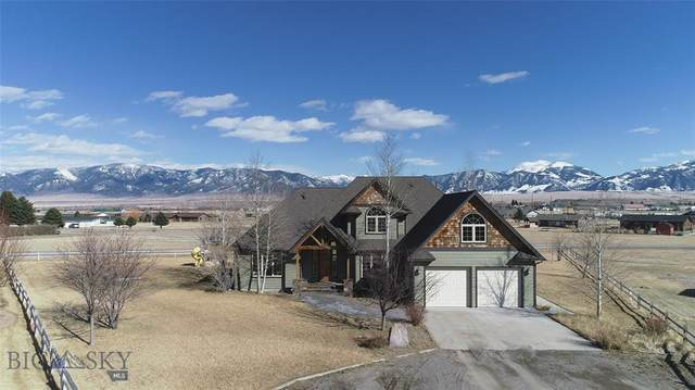 6 Hilgard Court, Ennis, MT 59729 (MLS #342933) :: Black Diamond Montana
