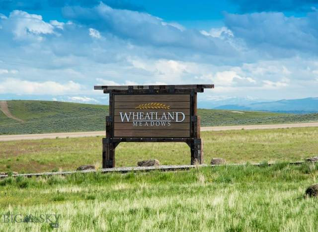 Lot 95 Wheatland Meadows Drive, Three Forks, MT 59752 (MLS #342937) :: Hart Real Estate Solutions