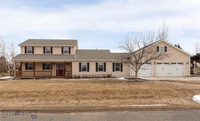 169 Fireside, Bozeman, MT 59718 (MLS #342955) :: Hart Real Estate Solutions