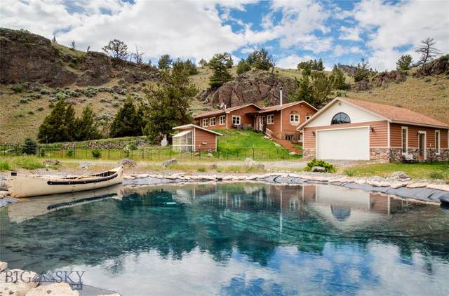 54 Orion Way, Emigrant, MT 59027 (MLS #342956) :: Montana Life Real Estate