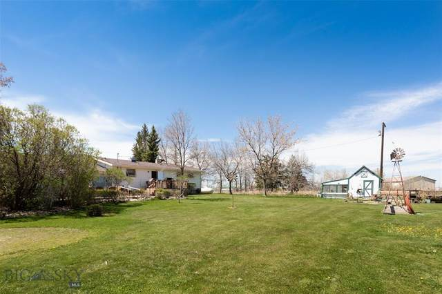 19019 Frontage, Belgrade, MT 59714 (MLS #342965) :: Montana Life Real Estate