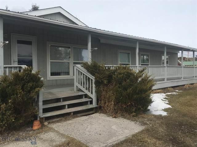 116 Hannaford Street S, Wilsall, MT 59086 (MLS #344066) :: Hart Real Estate Solutions
