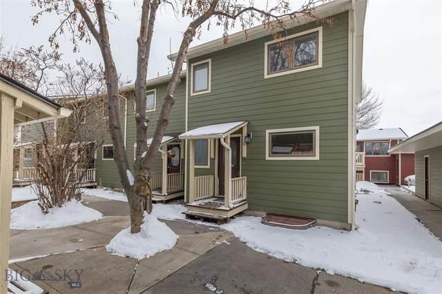 122 S 15th Avenue S #5, Bozeman, MT 59715 (MLS #344099) :: Hart Real Estate Solutions