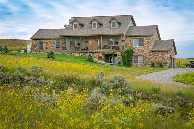 160 Hilltop Vista Loop, Three Forks, MT 59752 (MLS #344101) :: Montana Life Real Estate