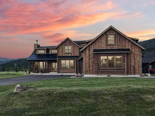 94 High Country Road, Bozeman, MT 59718 (MLS #344115) :: Hart Real Estate Solutions