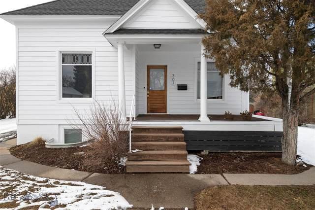 307 S 11th, Bozeman, MT 59715 (MLS #344124) :: Hart Real Estate Solutions