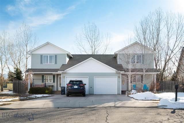 150 Gena Circle, Bozeman, MT 59718 (MLS #344239) :: Hart Real Estate Solutions
