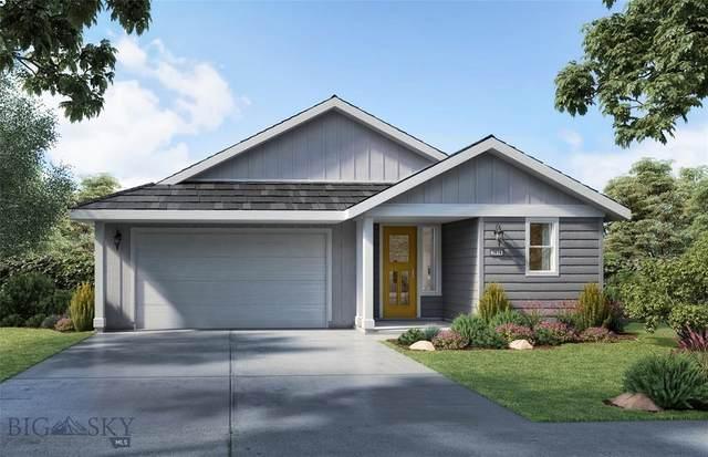 1442 Bora Way, Bozeman, MT 59715 (MLS #344250) :: Hart Real Estate Solutions