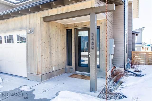 5489 Vermeer Lane, Bozeman, MT 59718 (MLS #344289) :: Hart Real Estate Solutions