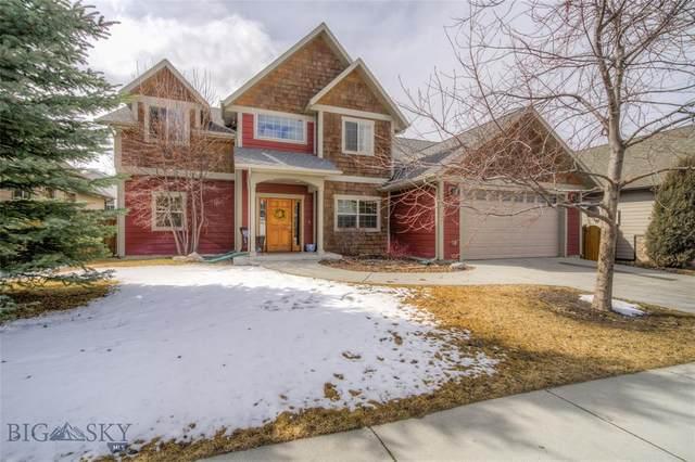 1133 Springbrook Avenue, Bozeman, MT 59718 (MLS #344297) :: Hart Real Estate Solutions