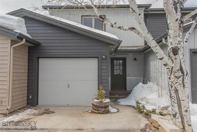 80 Aspen Leaf Drive #4, Big Sky, MT 59716 (MLS #344300) :: Hart Real Estate Solutions