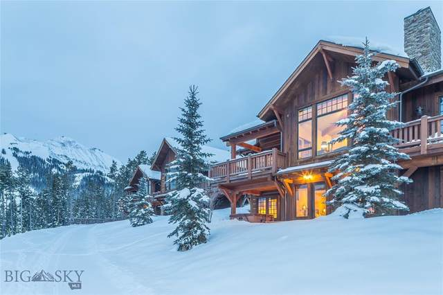 5A Big View Drive A-2, Big Sky, MT 59716 (MLS #344305) :: Hart Real Estate Solutions