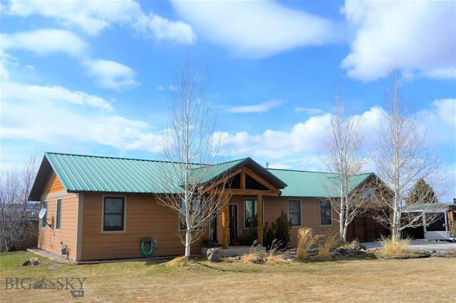 405 Garnet Mountain Way, Bozeman, MT 59715 (MLS #344323) :: Hart Real Estate Solutions