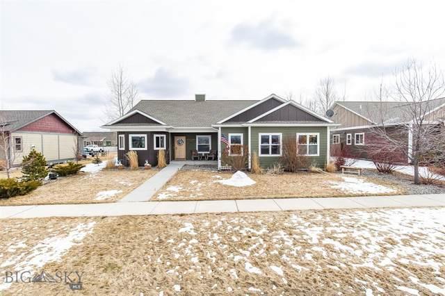 344 Circle F Trail, Bozeman, MT 59718 (MLS #344338) :: Hart Real Estate Solutions