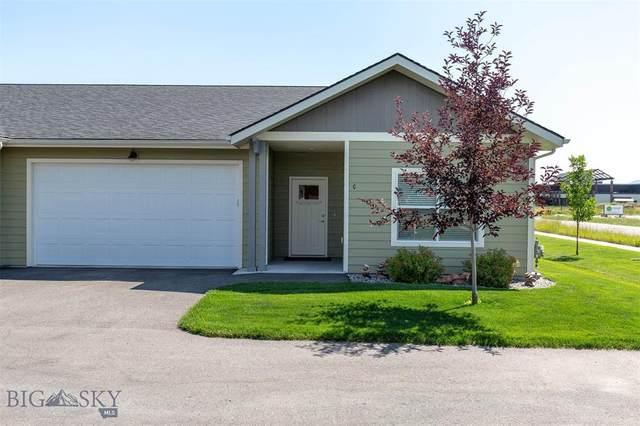 26 Voyager Lane C, Bozeman, MT 59718 (MLS #344342) :: Hart Real Estate Solutions
