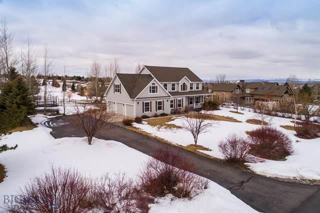 155 Mcgee Drive, Bozeman, MT 59715 (MLS #344343) :: Hart Real Estate Solutions