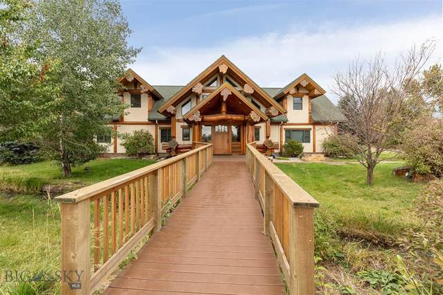 2725 Jackrabbit Lane, Bozeman, MT 59718 (MLS #344356) :: Hart Real Estate Solutions