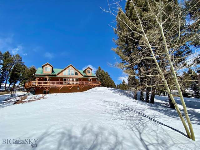 135 Panorama, White Sulphur Springs, MT 59645 (MLS #344375) :: Black Diamond Montana