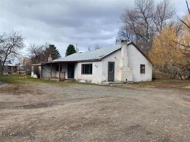 112 S Q Street, Livingston, MT 59047 (MLS #344394) :: Hart Real Estate Solutions