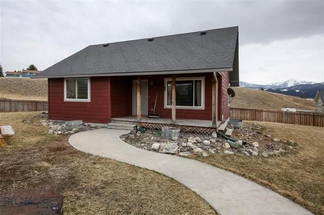 601 W Summit Street, Livingston, MT 59047 (MLS #344409) :: Hart Real Estate Solutions