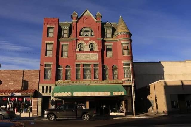 15 W Park Street W, Butte, MT 59701 (MLS #344421) :: Black Diamond Montana