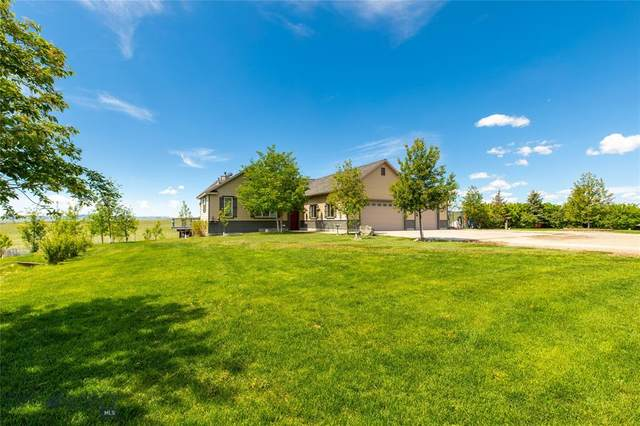 375 Price Road, Three Forks, MT 59752 (MLS #344436) :: Black Diamond Montana
