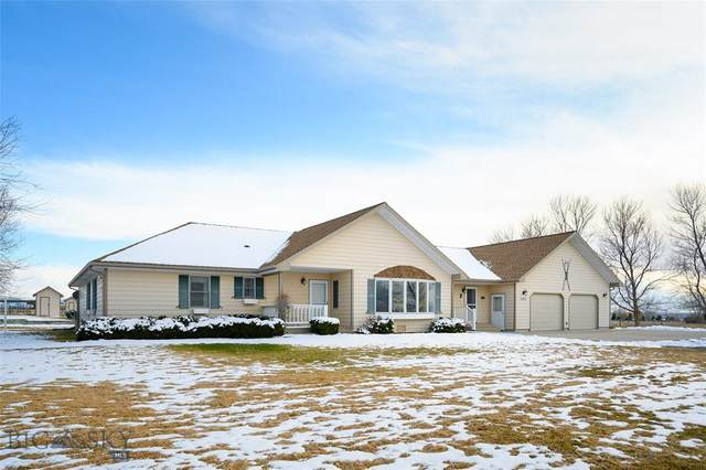 5193 E Baseline, Belgrade, MT 59714 (MLS #344438) :: Montana Life Real Estate