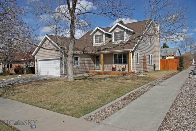 1024 Woodland Drive, Bozeman, MT 59718 (MLS #344440) :: Hart Real Estate Solutions