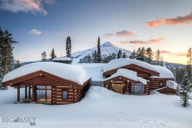 134 Ulery's Lakes Road, Big Sky, MT 59716 (MLS #344446) :: Hart Real Estate Solutions
