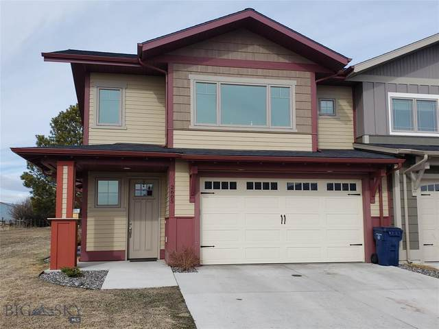 2605 Park Creek Avenue, Bozeman, MT 59718 (MLS #344466) :: Hart Real Estate Solutions