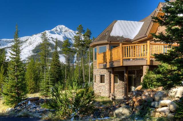 3 Swift Bear Road, Big Sky, MT 59716 (MLS #344467) :: Hart Real Estate Solutions